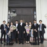 Admission to the High Court in Sabah & Sarawak in Sarawak on 17 November 2017