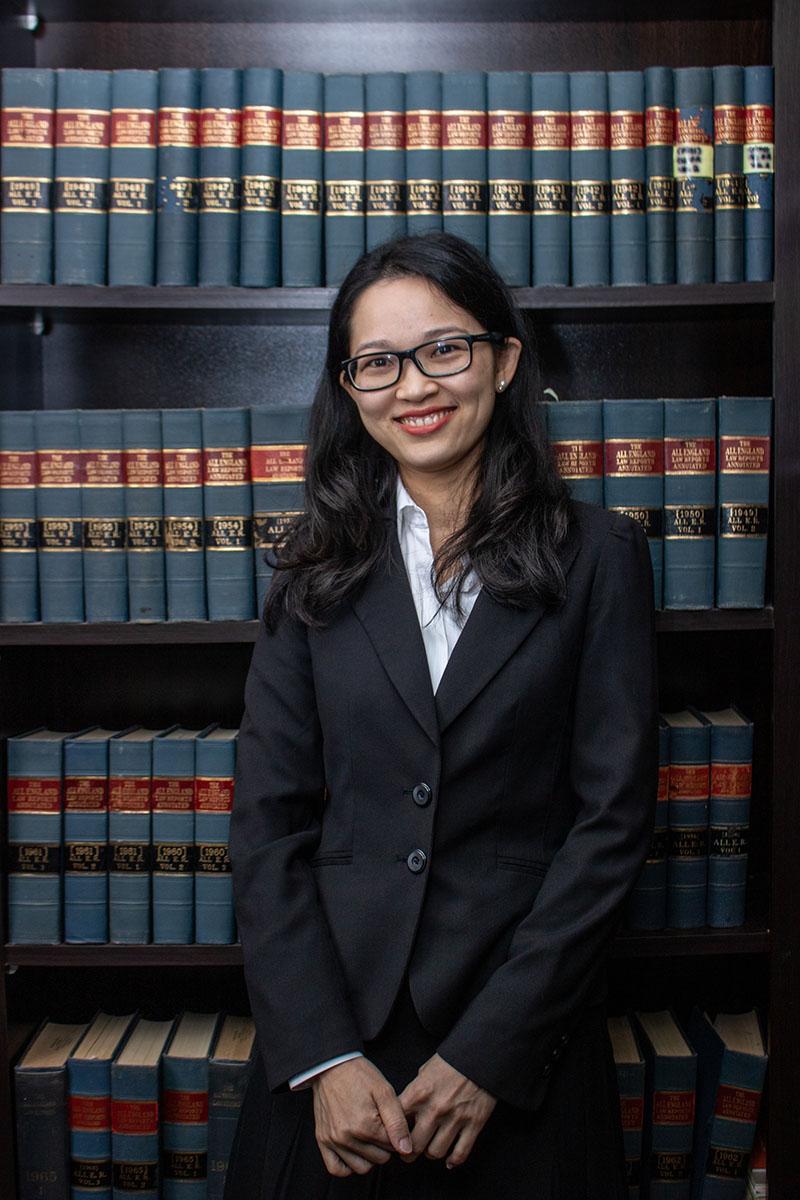 Ms. Annie Chin En Foh